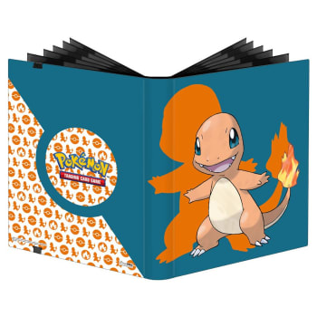 UltraPro 9 Pocket Pro Binder - Pokemon - Charmander