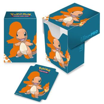 Deck Box - UltraPro - Pokemon - Charmander