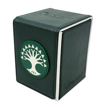 Alcove Flip Box - UltraPro - Magic - Guilds of Ravnica - Selesnya
