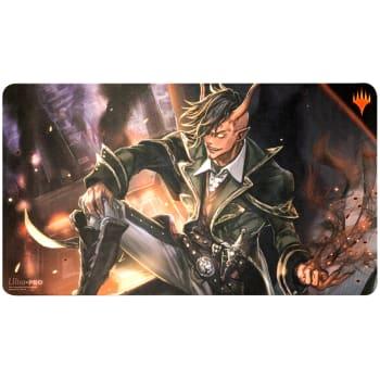 UltraPro Play Mat -  Magic - War of the Spark Alternate Art - Tibalt