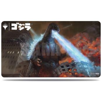 UltraPro Play Mat -  Magic - Ikoria Godzilla Alternate Art - Godzilla, Doom Inevitable
