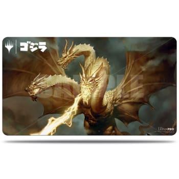 UltraPro Play Mat -  Magic - Ikoria Godzilla Alternate Art - Ghidorah, King of the Cosmos