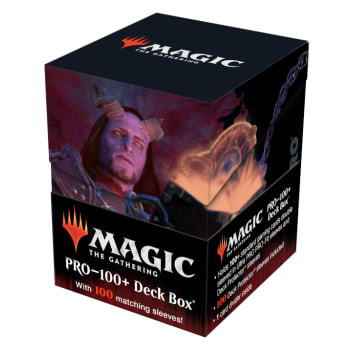 Adventures in the Forgotten Realms 100+ Deck Box and Sleeves (100) (V3)