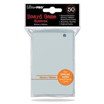 Board Game Sleeves 65x100mm 50ct (7 Wonders)