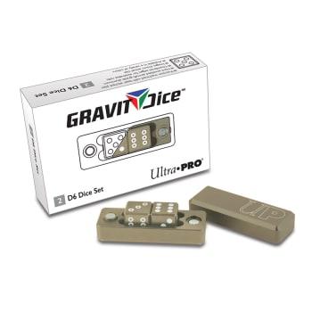 16mm d6 Dice Set: Gravity Desert (2)