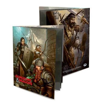 Dungeons & Dragons Character Folio - Dungeon Crawl
