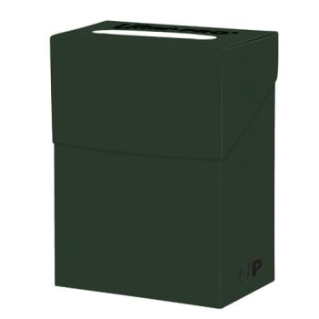 Deck Box - Solid Forest Green