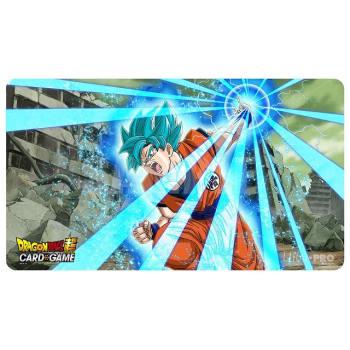 UltraPro Play Mat - Dragon Ball Super - Super Saiyan Blue Son Goku