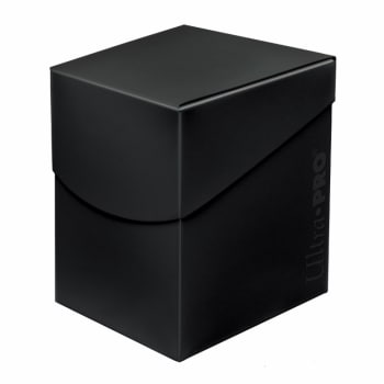 Eclipse PRO 100+ Deck Box - Jet Black