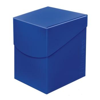 Eclipse PRO 100+ Deck Box - Pacific Blue