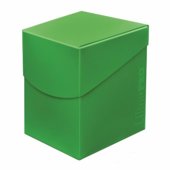 Eclipse PRO 100+ Deck Box - Lime Green