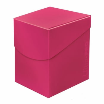 Eclipse PRO 100+ Deck Box - Hot Pink