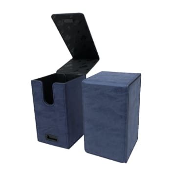 Alcove Tower Flip Box - UltraPro - Suede Collection - Sapphire