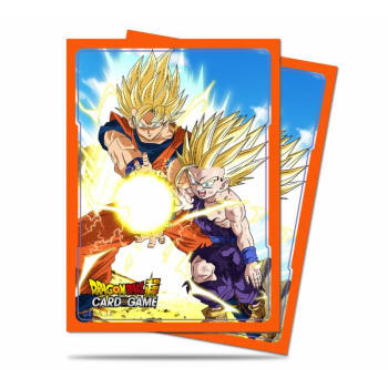 UltraPro Deck Protector - Dragon Ball Super - Father-Son Kamehameha (65)