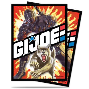 UltraPro Deck Protector - G.I. Joe - Snake Eyes (100)