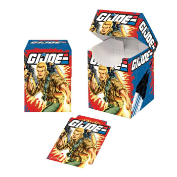 PRO 100+ Deck Box - G.I. Joe - Duke