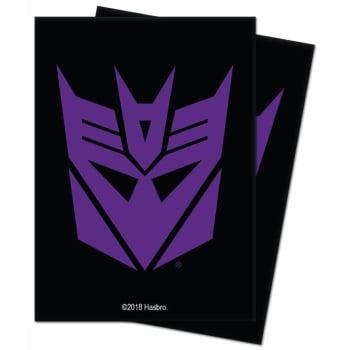UltraPro Deck Protector - Transformers - Decepticons (100)