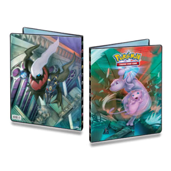 UltraPro 9 Pocket Portfolio - Pokemon Sun & Moon - Mewtwo & Mew/Umbreon & Darkrai