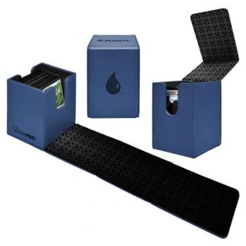 Deck Box - UltraPro - Magic - Alcove Flip Box - Island
