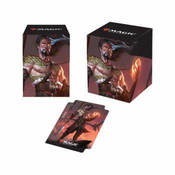 PRO 100+ Deck Box - Magic - Sarkhan, Fireblood