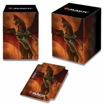 PRO 100+ Deck Box - Magic - Vaevictis Asmadi, the Dire