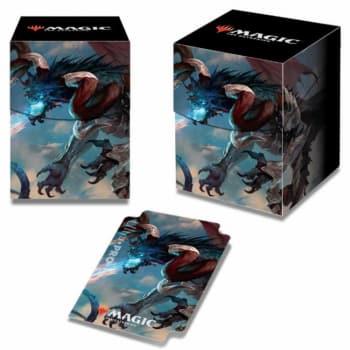 PRO 100+ Deck Box - Magic - Palladia-Mors, the Ruiner