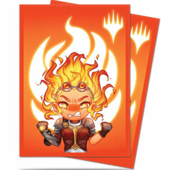 UltraPro Deck Protector - Chibi Collection: Chandra - Maximum Power
