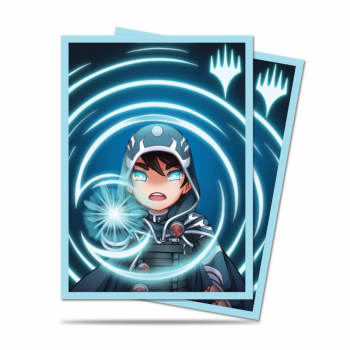 UltraPro Deck Protector - Chibi Collection: Jace - Mystic