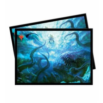 UltraPro Deck Protector - Magic - Ultimate Masters - Dark Depths