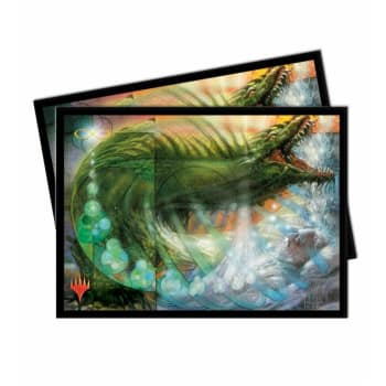 UltraPro Deck Protector - Magic - Ultimate Masters - Pattern of Rebirth