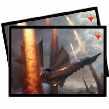 UltraPro Deck Protector - Magic - Ultimate Masters - Seismic Assault