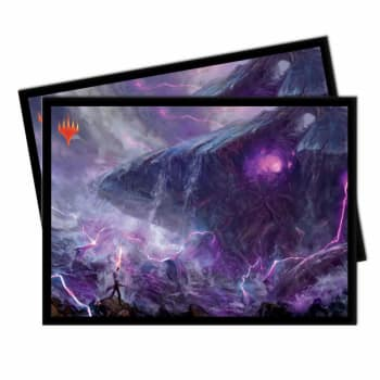 UltraPro Deck Protector - Magic - Ultimate Masters - Through the Breach