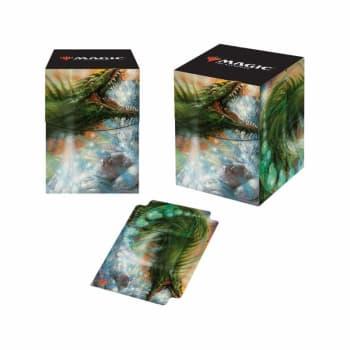 PRO 100+ Deck Box - Ultimate Masters - Pattern of Rebirth