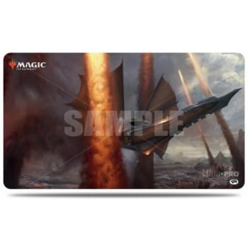 UltraPro Play Mat - Magic - Ultimate Masters - Seismic Assault