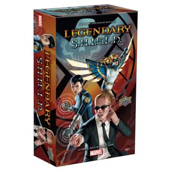 Legendary Marvel Deckbuilding Game: S.H.I.E.L.D. Expansion