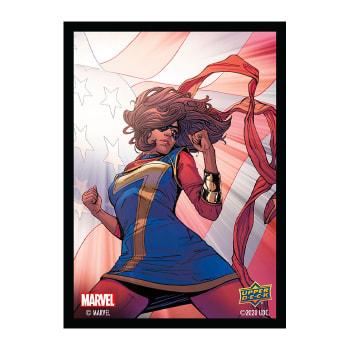 Marvel Card Sleeves: Ms. Marvel (65)