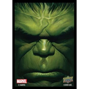 Marvel Card Sleeves: Hulk (65)