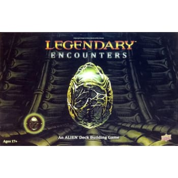 Legendary Encounters: Alien Deckbuilding Game