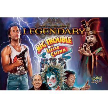Legendary Deckbuilding Game: Big Trouble in Little China