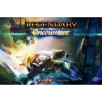 Legendary Encounters: Firefly Deckbuilding Game