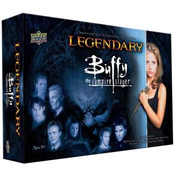 Legendary Deckbuilding Game: Buffy the Vampire Slayer