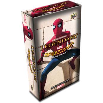 Legendary Marvel Deckbuilding Game: Spider-Man Homecoming Expansion