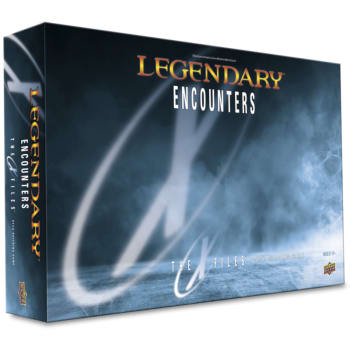Legendary Encounters: The X-Files Deckbuilding Game (Ding & Dent)