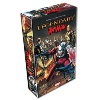 Legendary Marvel Deckbuilding Game: Ant-Man Expansion