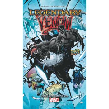 Legendary Marvel Deckbuilding Game: Venom Expansion