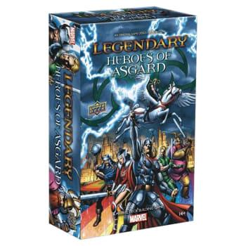 Legendary Marvel Deckbuilding Game: Heroes of Asgard Expansion