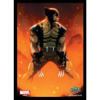 Marvel Card Sleeves: Wolverine (65)