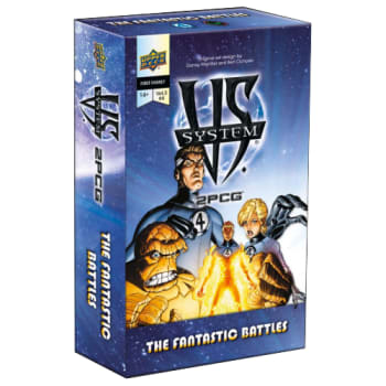 VS System 2PCG: Marvel The Fantastic Battles
