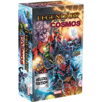 Legendary Marvel Deckbuilding Game: Into the Cosmos Expansion
