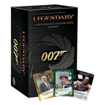 Legendary: A James Bond Deckbuilding Game Expansion